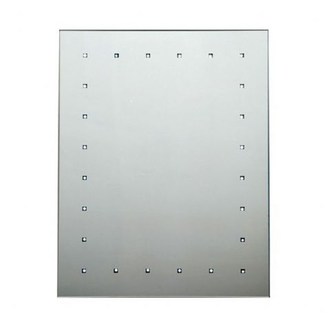 Frontline Battery powered LED mirror 650H x 500W